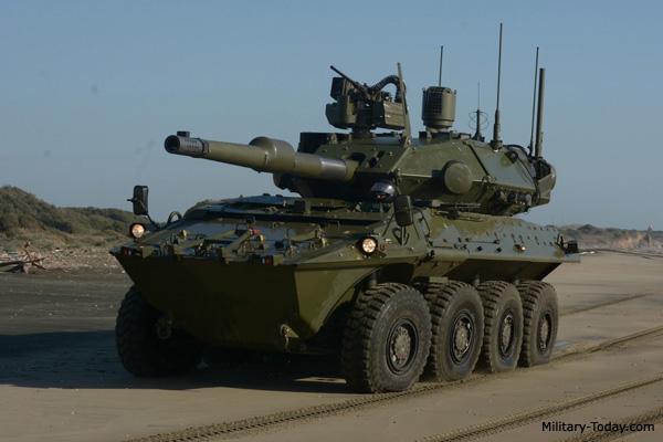 centauro 2 fire support vehicle militarytodaycom