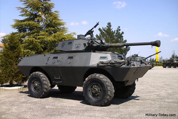 Chaimite V-400