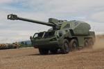 Dita self-propelled howitzer
