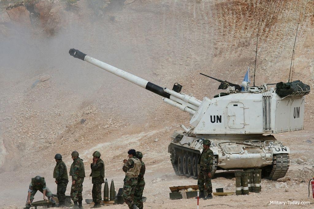 systèmes d'artilleries autotractés et autopropulsés F1_gct_l4