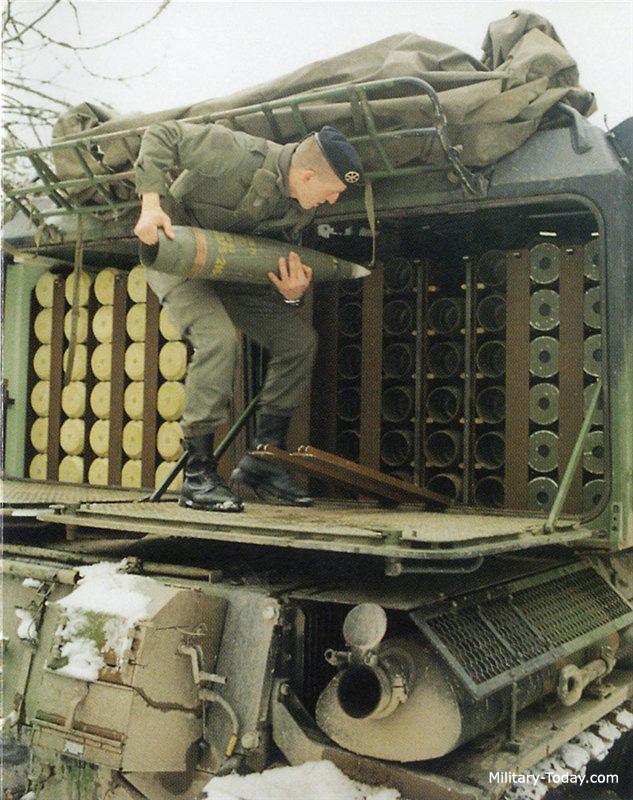 systèmes d'artilleries autotractés et autopropulsés F1_gct_l9