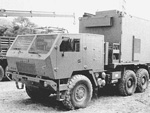 FIROS-25/30 command vehicle