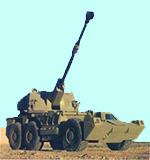 G6-52 artillery system
