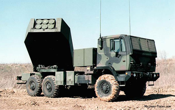 M142 HIMARS (აშშ)