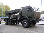 LAROM artillery system