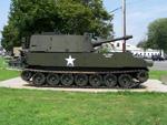 M108  M108 Howitzer
