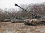 M109 howitzer