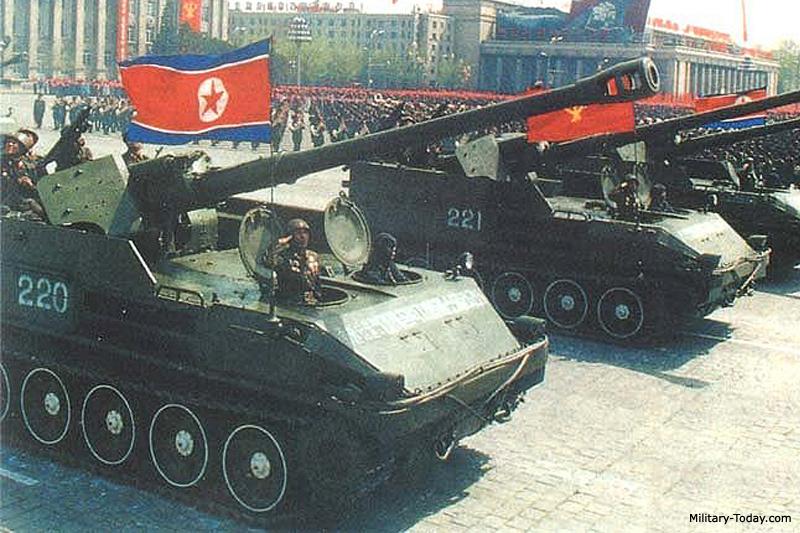 M1981 self-propelled gun