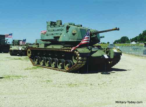 M247 Sergeant York SPAAG