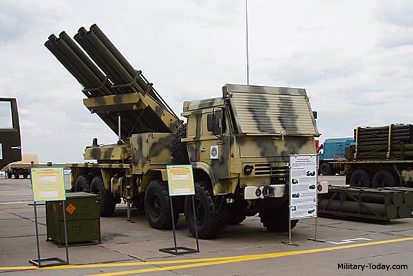Los mejores sistemas de cohetes de artillería de lanzamiento múltiple