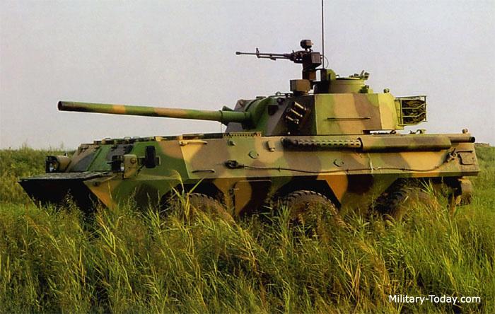 PLL05 mortar system