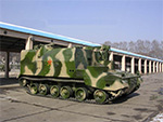 PLZ05 ammunition resupply vehicle