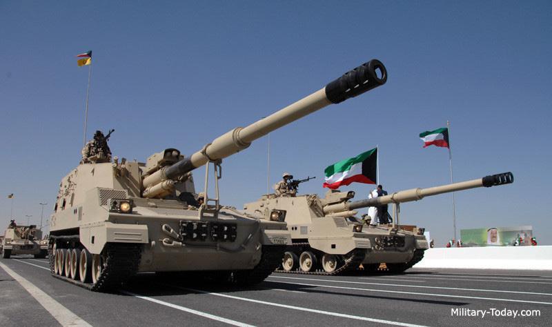systèmes d'artilleries autotractés et autopropulsés Plz45_l2