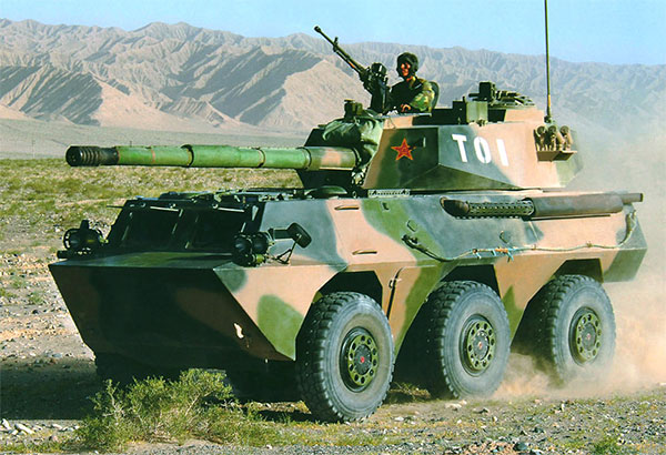 The PTL02 tank destroyer was based on existing technologies to reduce ...
