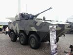 Tarantula vehicle