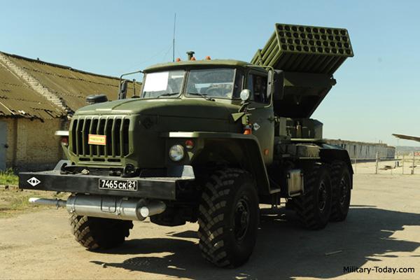 Russian MRLS: Grad, Uragan, Smerch, Tornado-G/S - Page 6 Tornado_g