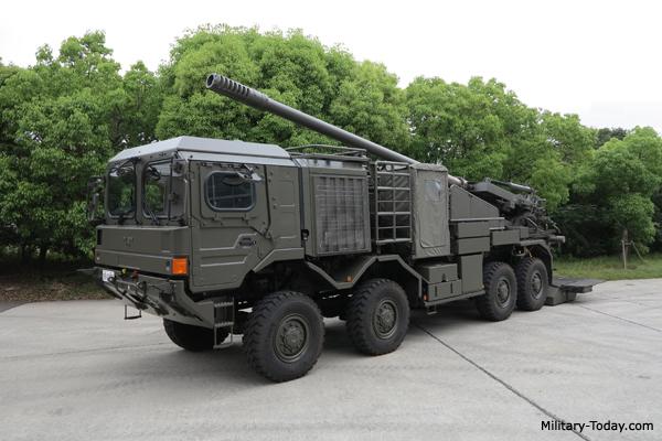 Type 19 howitzer