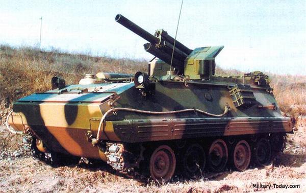 Type 70-1 SPH