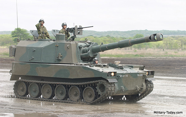 Type 75 SPH