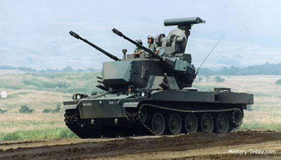 Type 87 SPAAG