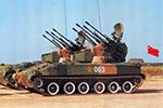 Type 95 SPAAG
