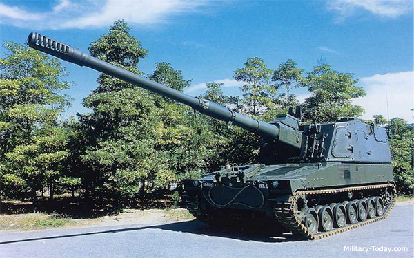 Top 10 artillery systems
