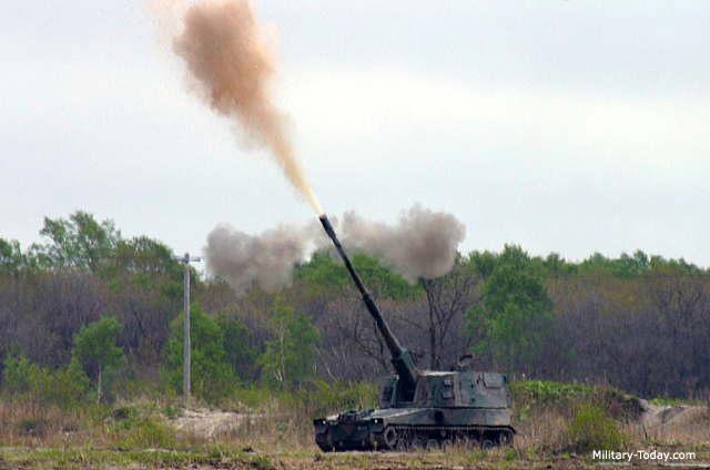 systèmes d'artilleries autotractés et autopropulsés Type_99_howitzer_l3