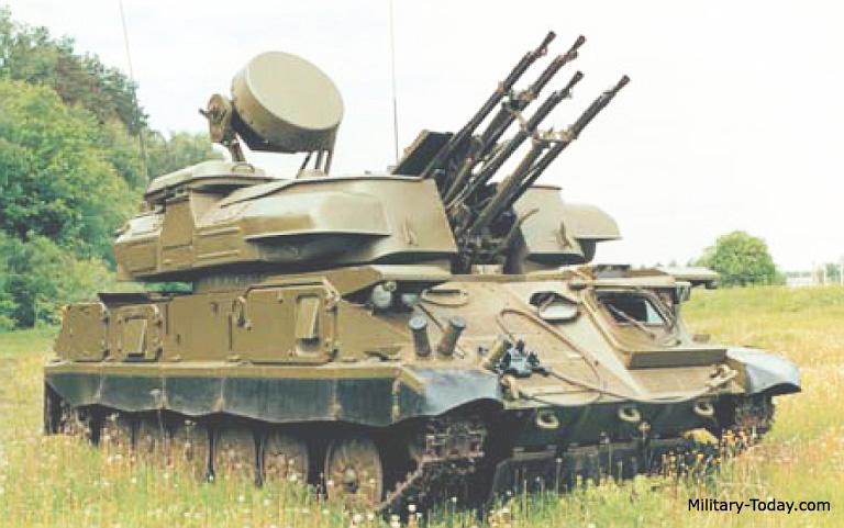 النظام المدفعي المضاد للطائرات عيار