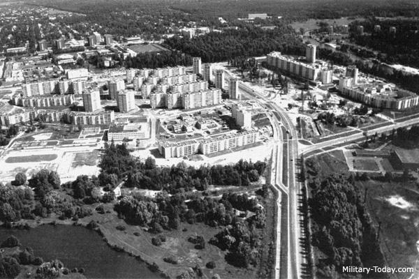 Arzamas-16 (Sarov) closed city
