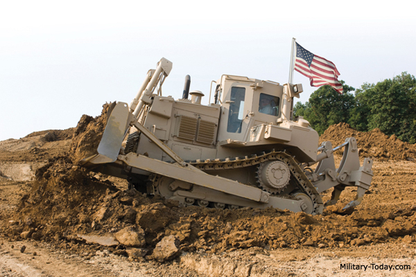 Caterpillar D7R Bulldozer | Military-Today com