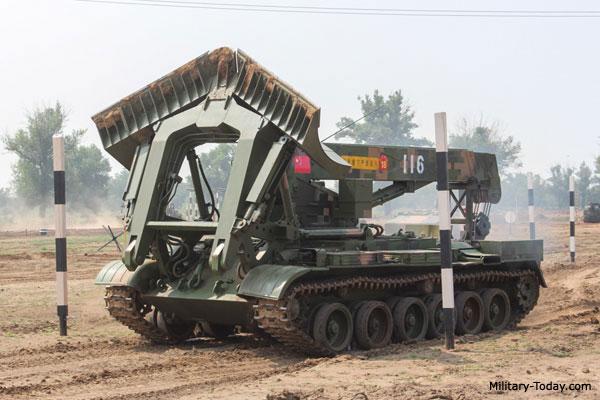 GCZ-110 engineer vehicle