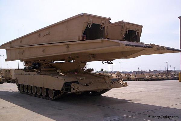 المسابقه الرمضانيه - القوات البرية - M1 Abrams M104_wolverine