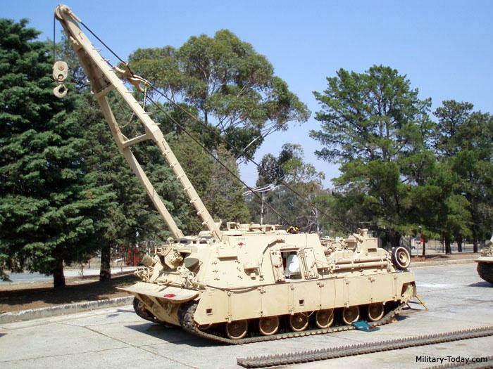 M88A2 Hercules
