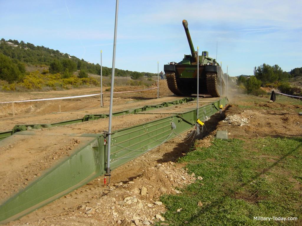 الجسور العسكرية military bridges