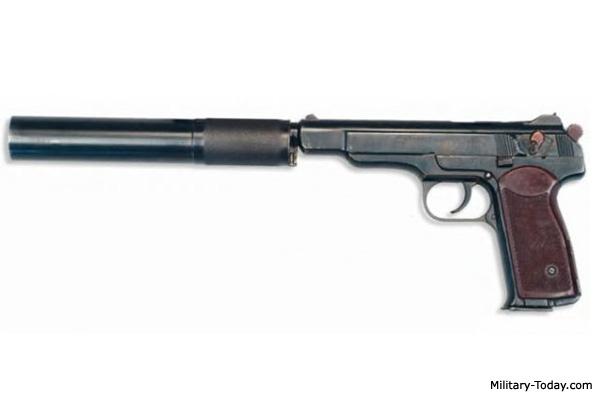 APB pistol