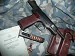 APS pistol