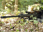 Barrett M82 sniper rifle