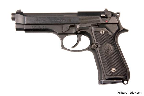 Top 10 Best Military Pistols