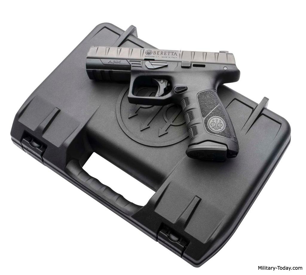 Beretta APX Semi-automatic pistol