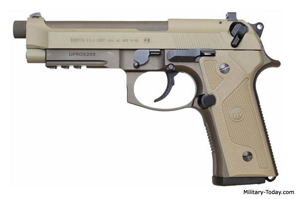 Beretta M9A3 Semi-Automatic Pistol