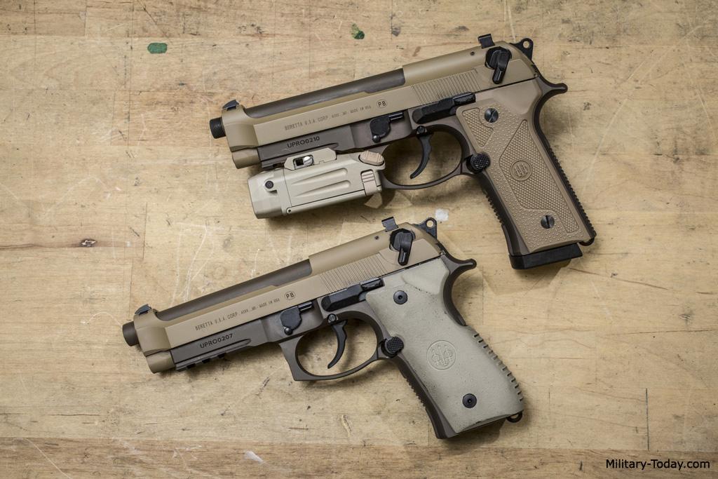 Beretta M9A3 Images