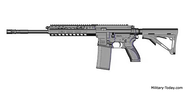CAR 817 Automatic Rifle | Military-Today com
