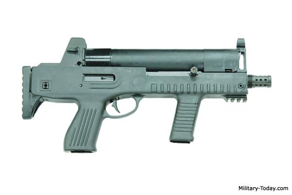 CF-05 submachine gun