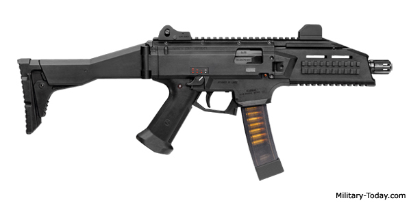 CZ Scorpion EVO III Submachine Gun | Military-Today com