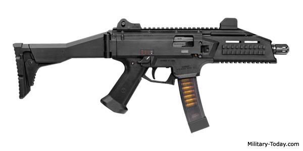 Best Submachine Gun