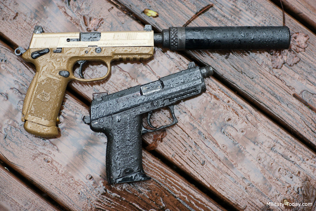 weapons silencer fnp - photo #27