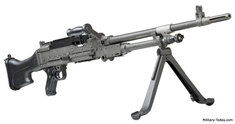 FN MAG General purpose machine gun