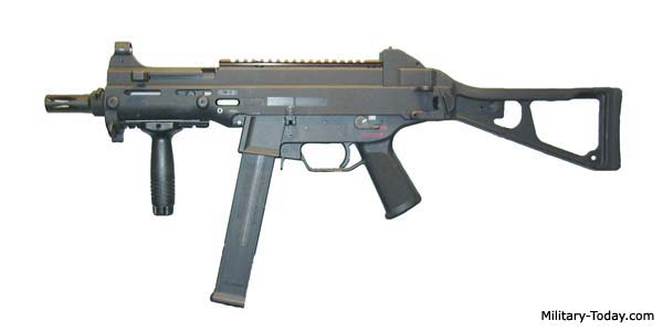 Top 10 Submachine Guns | Military-Today com