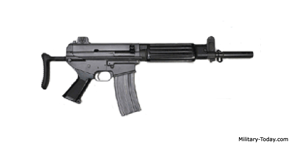 K1 compact assault rifle