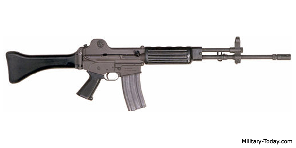 K2 assault rifle